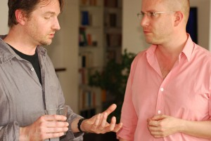 Quentin Meillassoux and Florian Hecker