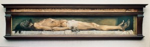 Holbein, The Dead Christ
