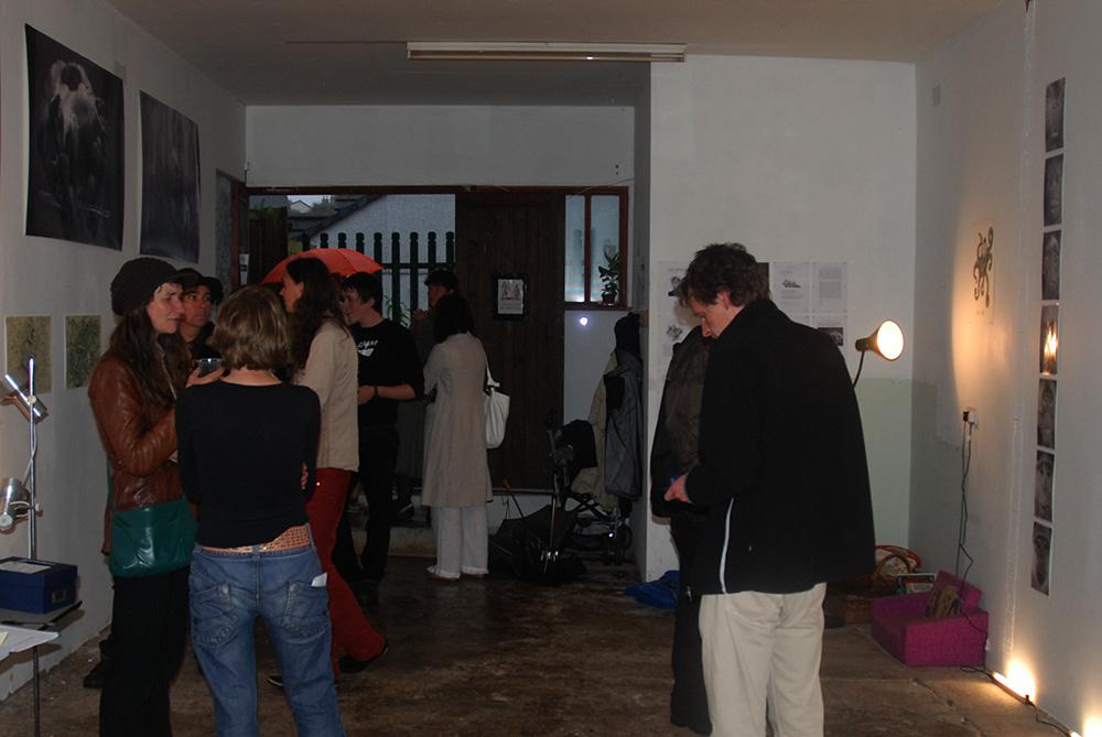 Urbanomic Events: Concept-Horror, 21 June 2008, Urbanomic Studio, Falmouth