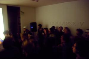 Urbanomic Events: 'Earth Moves', at Urbanomic Studio, Falmouth, 31 January 2009