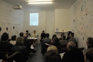 Urbanomic Events: Secrets of Creation, Urbanomic Studio, Falmouth, 13–21 March 2010