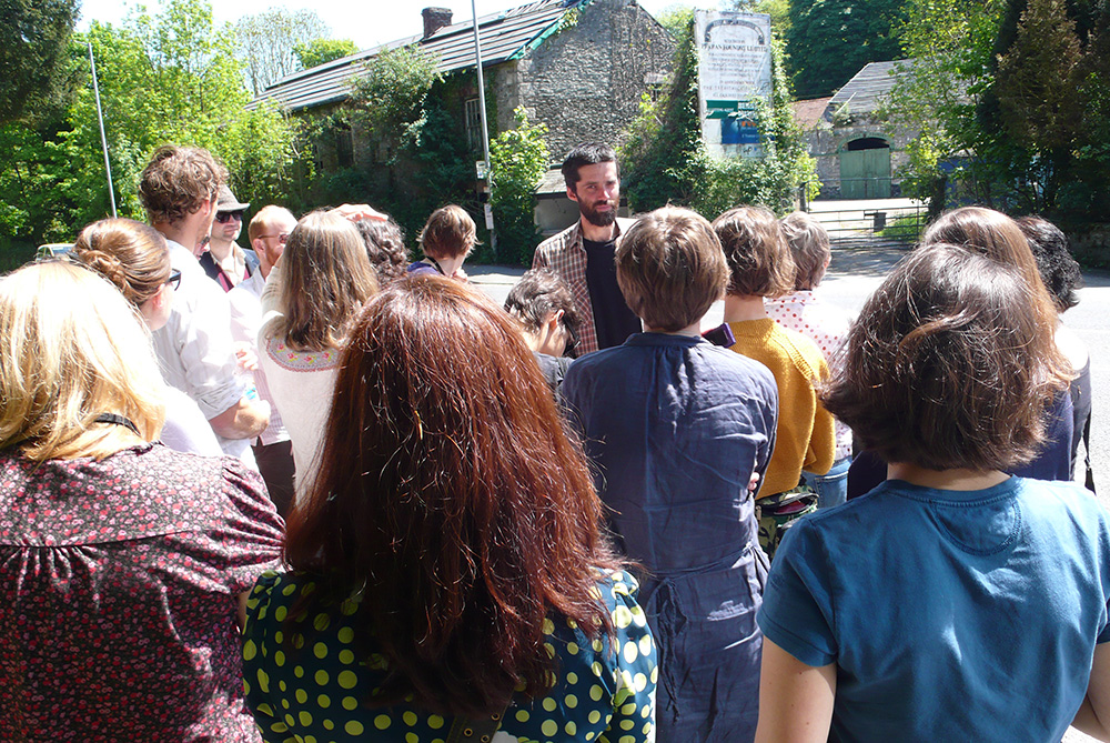 Urbanomic Events: Hydroplutonic Kernow, 21 May 2010 - Paul Chaney