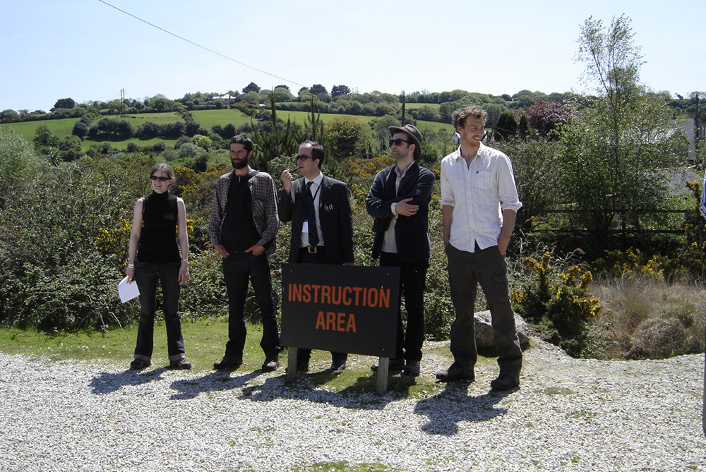 Urbanomic Events: Hydroplutonic Kernow, 21 May 2010