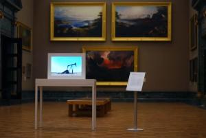 Urbanomic Events: The Real Thing, 3 September 2010, Tate Britain, London - John Gerrard, 'Lufkin (Near Hugo, Colorado) 2009'