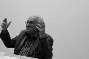 Urbanomic Events: Non-Philosophy, Non-Photography, with François Laruelle, New York, April 5 2011