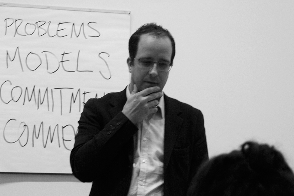 Urbanomic Events: Presentation with Dexter Sinister, New York, April 6, 2011
