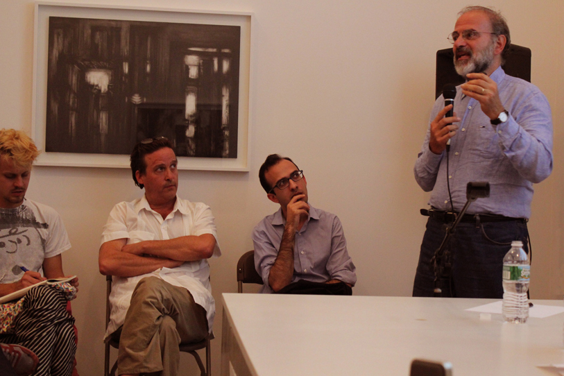 Urbanomic Events: Giuseppe Longo, Benedict Singleton: Perspective, Alienation, Escape, New York, 26 September 2013