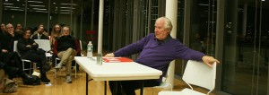 Urbanomic Events: Alain Badiou, 6 December 2014, New York