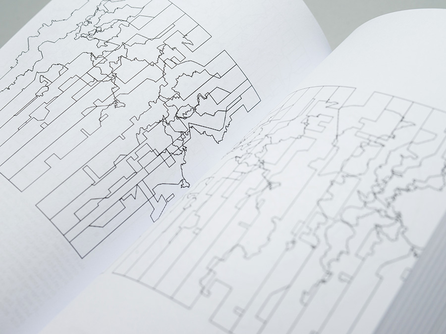 'Collapse volume 6: Geo/Philosophy', published by Urbanomic (detail) - Detanico and Lain