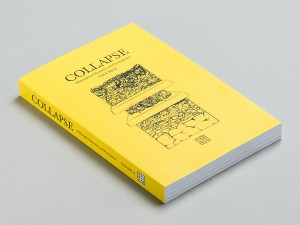'Collapse 2: Speculative Realism', published by Urbanomic (reissued edition)