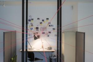 Urbanomic Events: The Ultimate Yarnwork, Bergen Kunsthalle, 26 January 2015–09 February 2015
