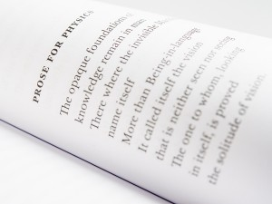 François Laruelle, 'From Decision to Heresy', published by Urbanomic and Sequence Press (detail)