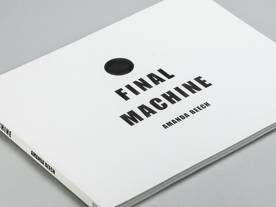 Amanda Beech, 'Final Machine', published by Urbanomic