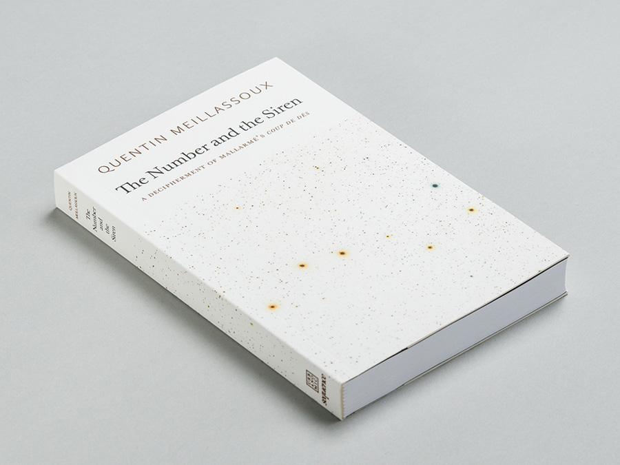 Quentin Meillassoux, 'The Number and the Siren', published by Urbanomic and Sequence Press