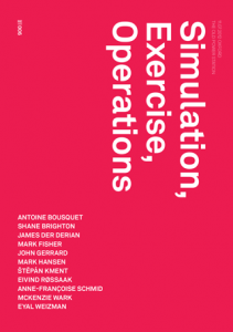 'Simulation, Exercise, Operations', published by Urbanomic