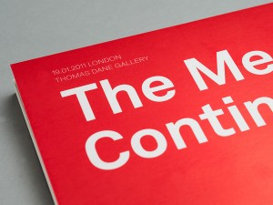 'The Medium of Contingency', published by Urbanomic (detail)