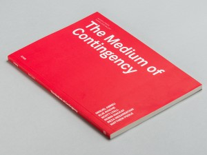 'The Medium of Contingency', published by Urbanomic