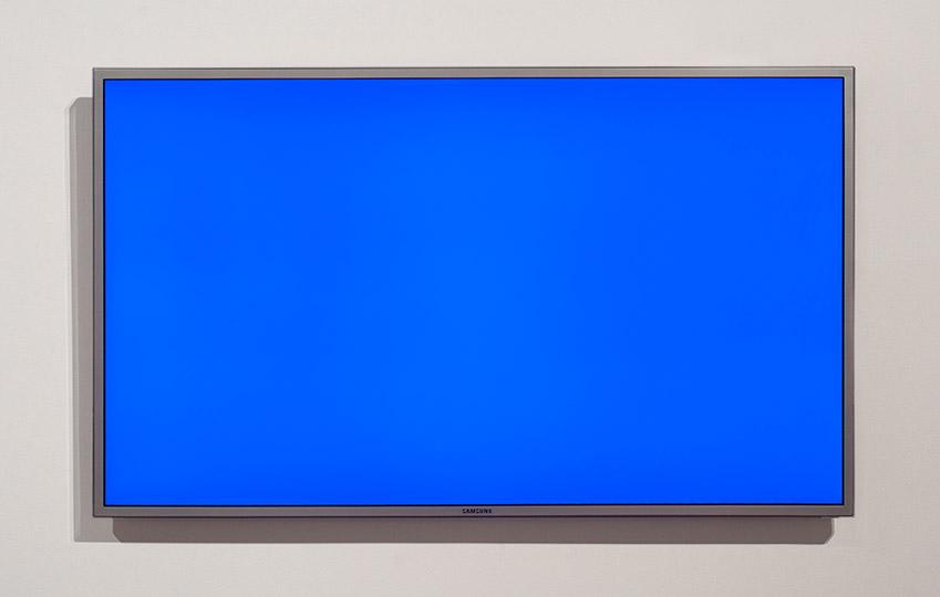 Pamela Rosenkranz, Death of Yves Klein, 2011