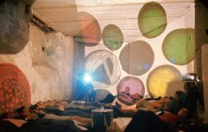 Otto Piene, Proliferation of the Sun, 1967