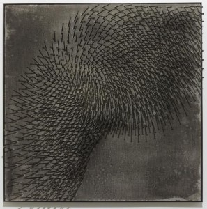 Günther Uecker, Untitled (1967)